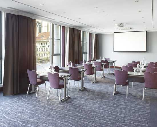 Hilton Antwerp Old Town Hotel, Belgien – Kleine Meetings